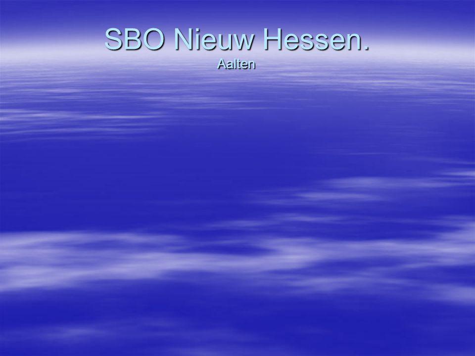 SBO Nieuw Hessen. Aalten