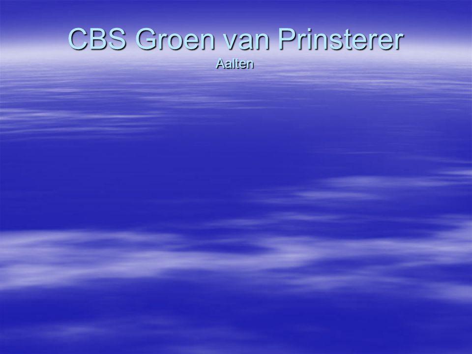 CBS Groen van Prinsterer Aalten