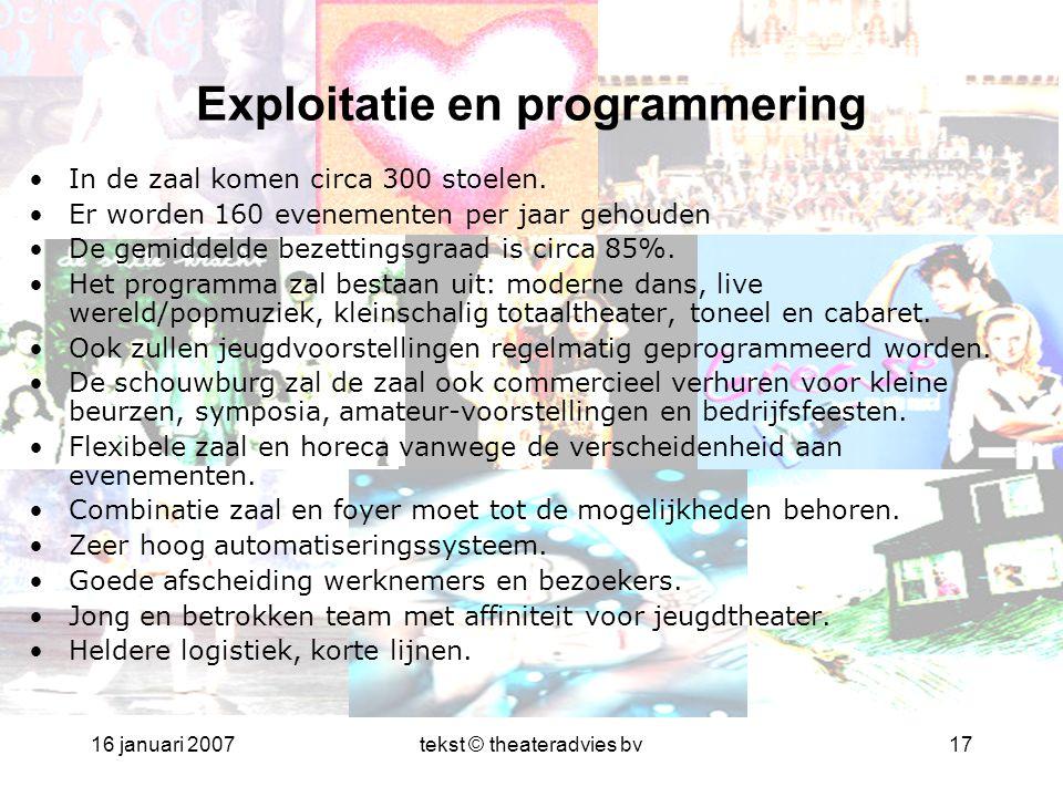 Exploitatie en programmering