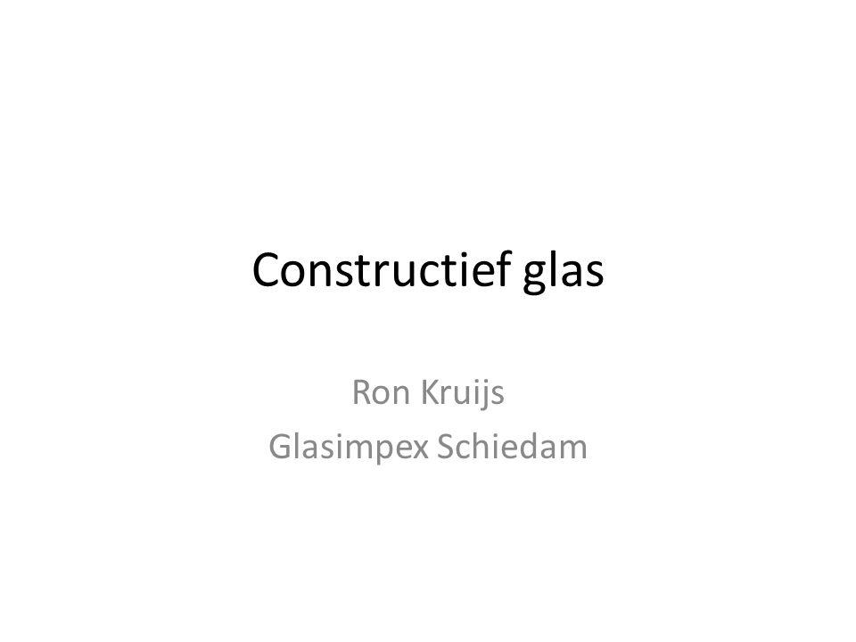 Ron Kruijs Glasimpex Schiedam