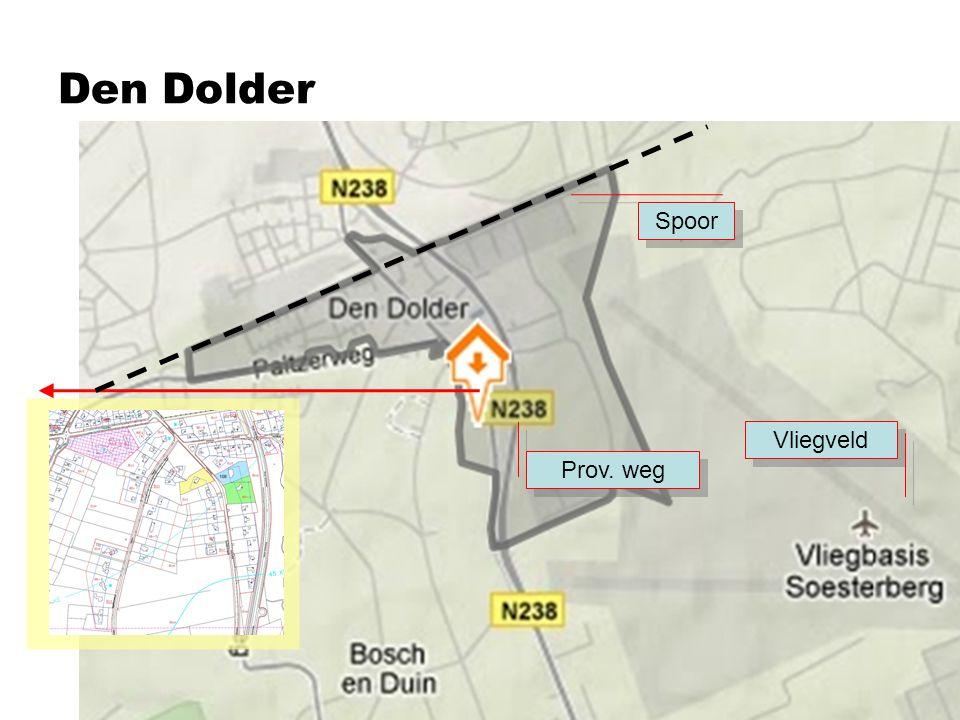 Den Dolder Spoor Vliegveld Prov. weg