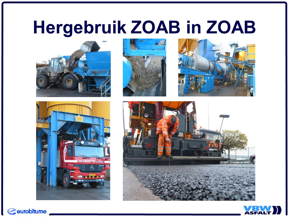 Hergebruik ZOAB in ZOAB