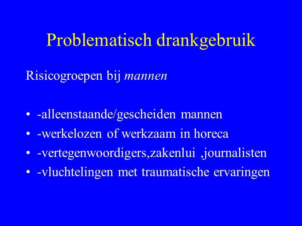 Problematisch drankgebruik