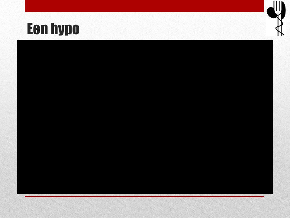 Een hypo