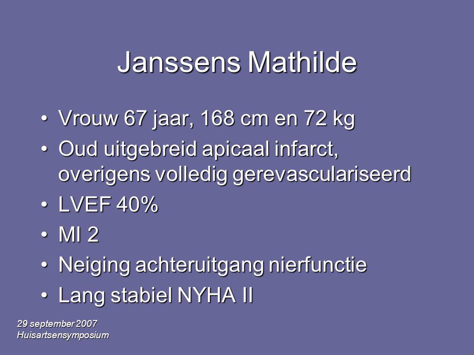 Janssens Mathilde Vrouw 67 jaar, 168 cm en 72 kg