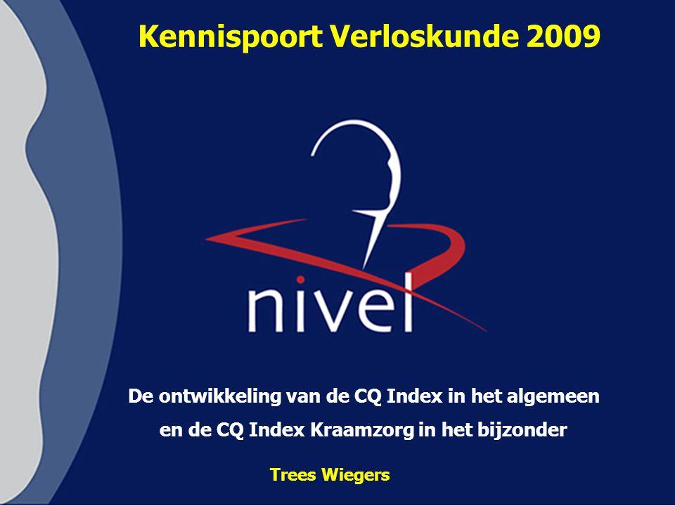Kennispoort Verloskunde 2009