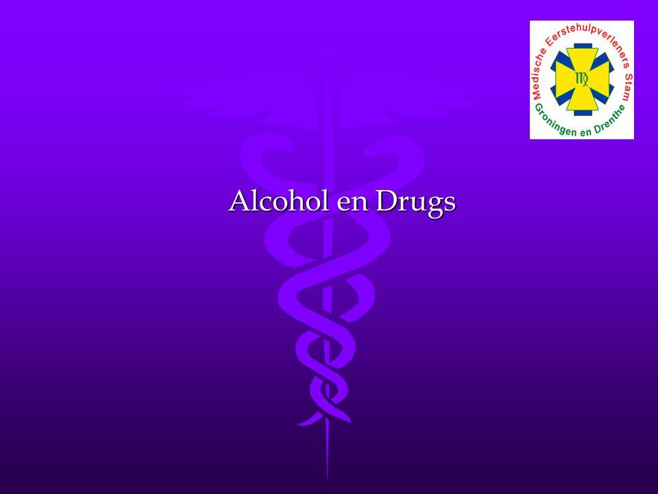 Alcohol en Drugs Gerrit Hagendoorn en Bart Wiechers