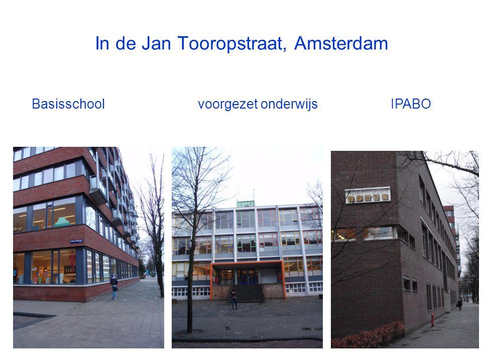 In de Jan Tooropstraat, Amsterdam