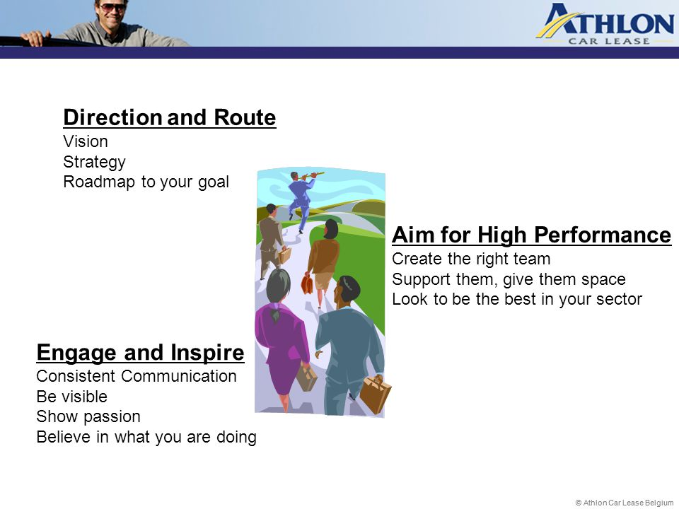 Aim for High Performance