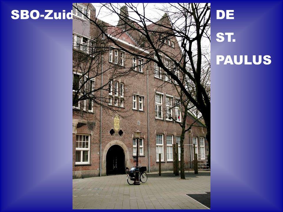 SBO-Zuid DE ST. PAULUS