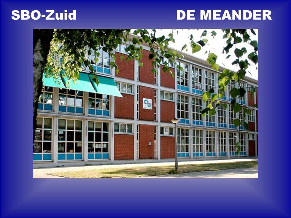 SBO-Zuid DE MEANDER