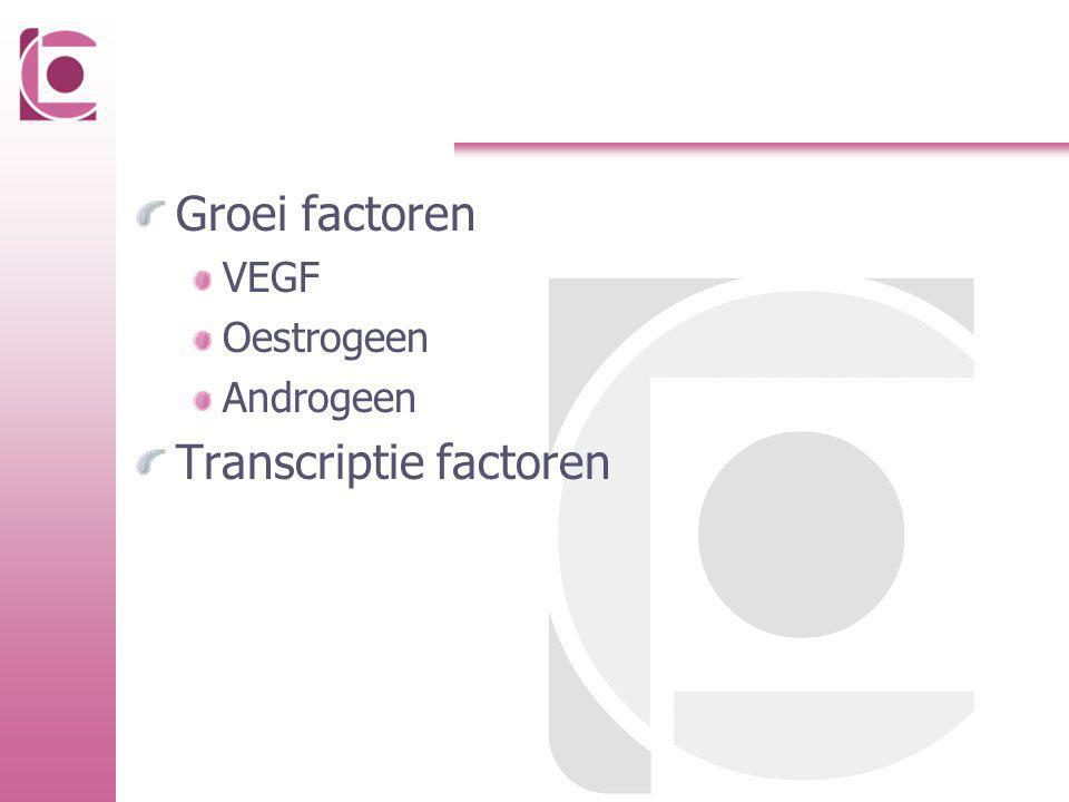 Transcriptie factoren