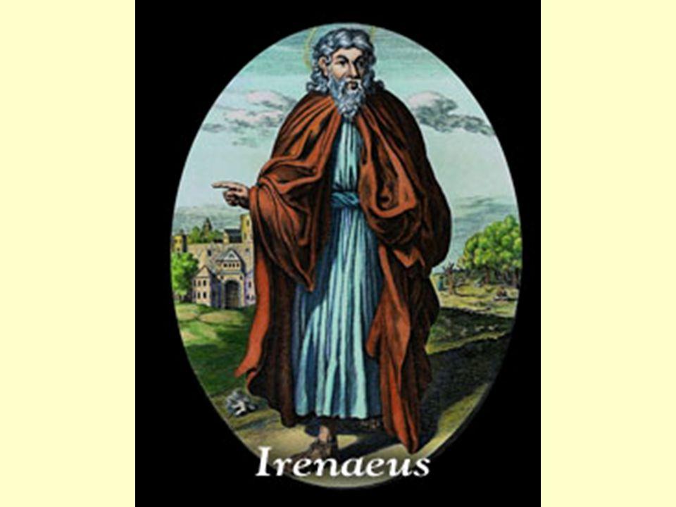 11. Ireneüs van Lyon