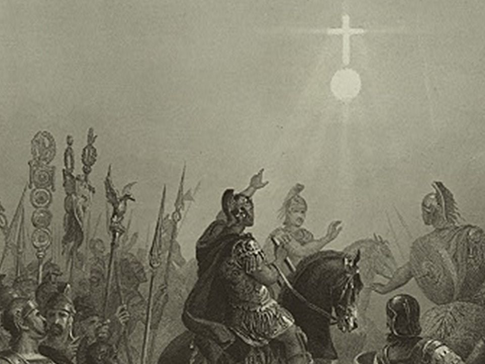 2. Visioen van Constantijn