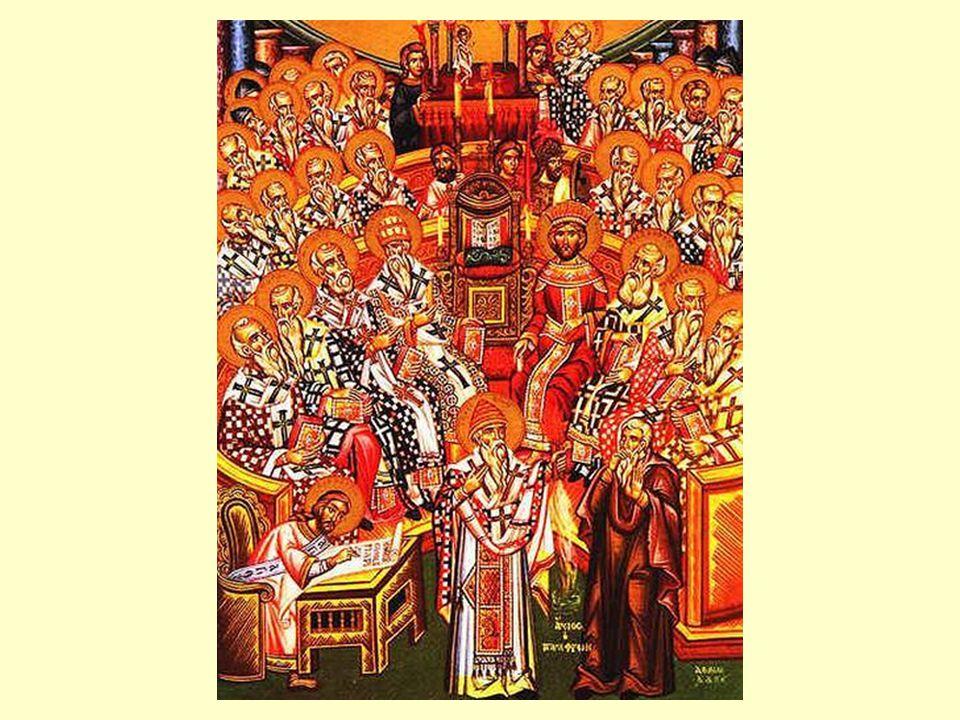 3. Geloofsbelijdenis van Nicea