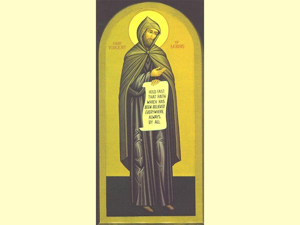 4. Vincentius van Lérins