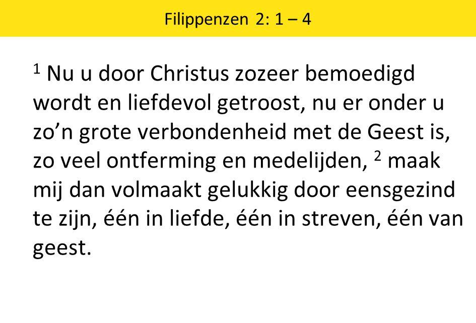 Filippenzen 2: 1 – 4
