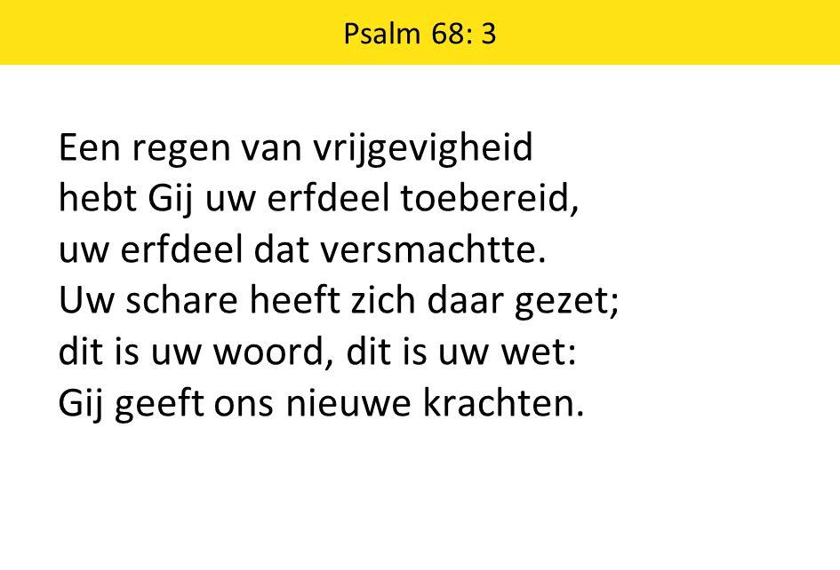 Psalm 68: 3
