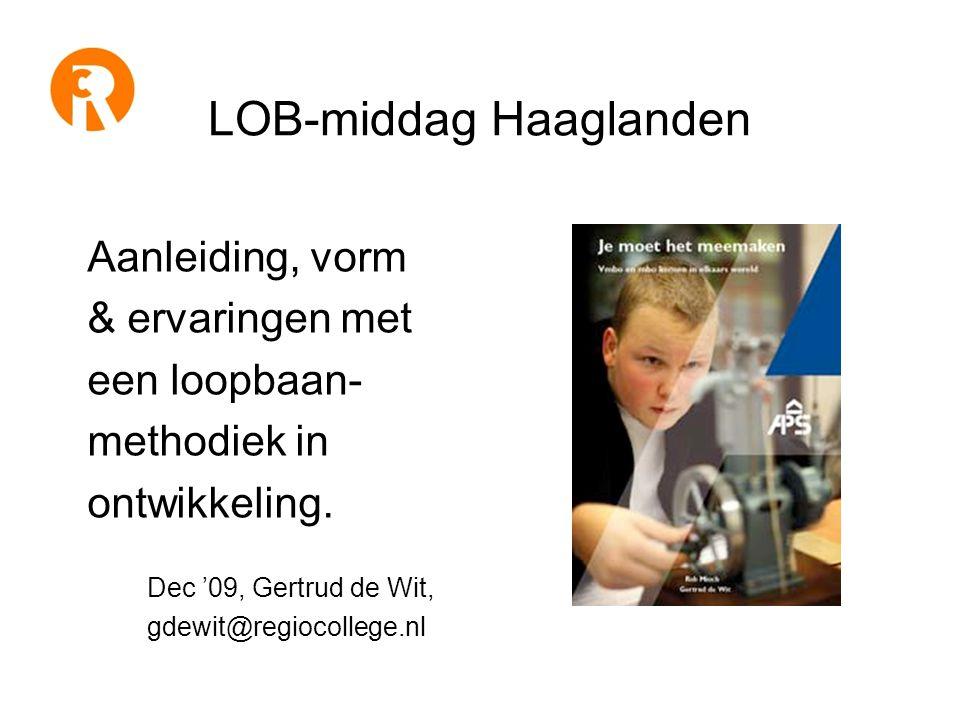 LOB-middag Haaglanden