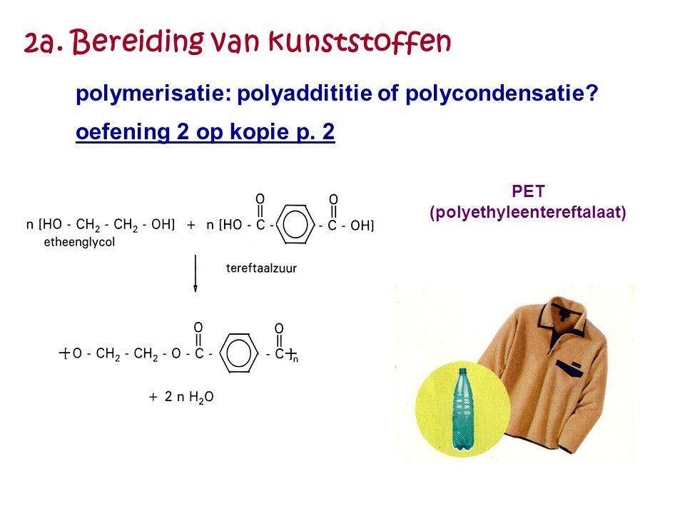 PET (polyethyleentereftalaat)