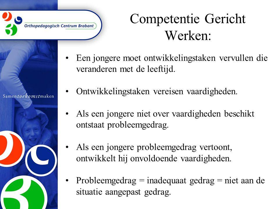 Competentie Gericht Werken: