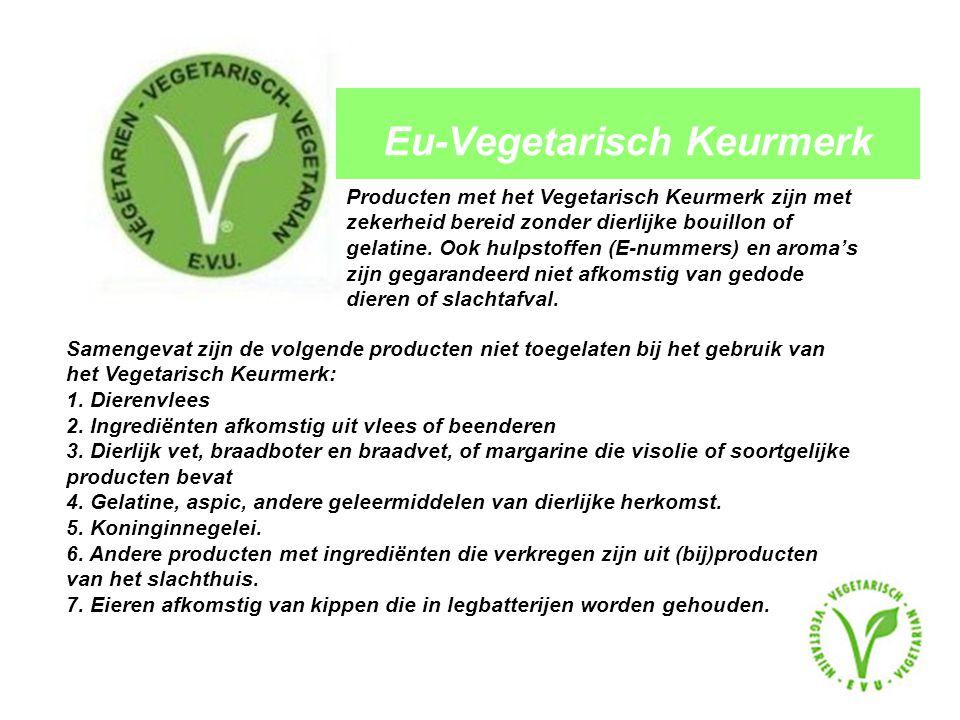 Eu-Vegetarisch Keurmerk