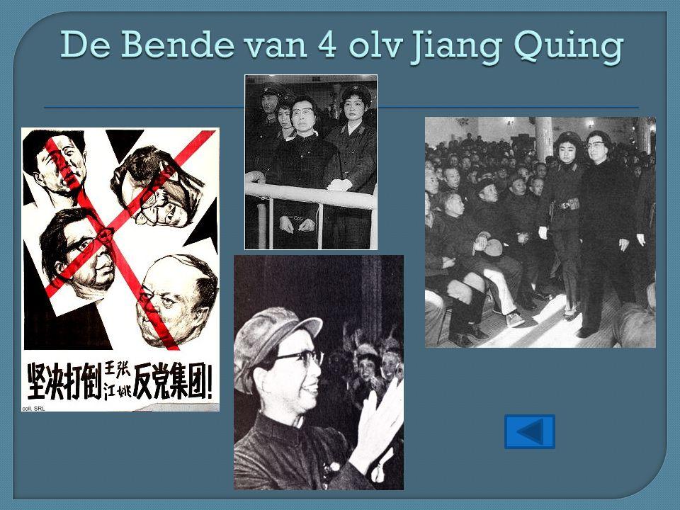 De Bende van 4 olv Jiang Quing