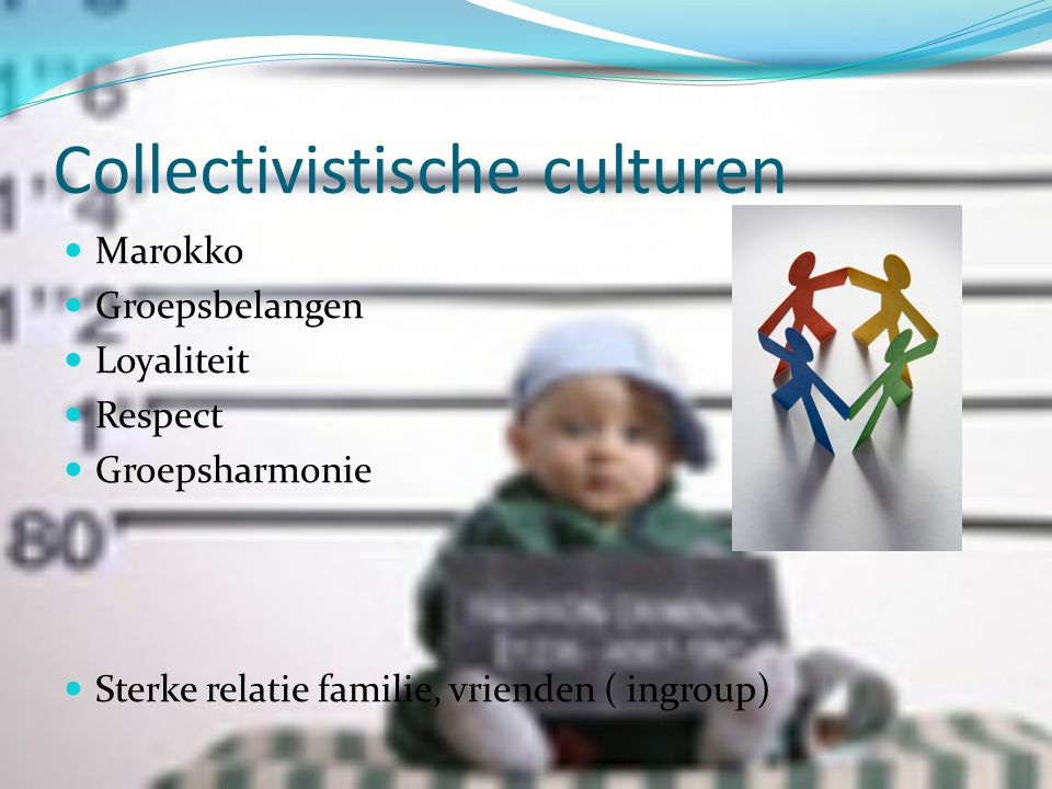 Collectivistische culturen