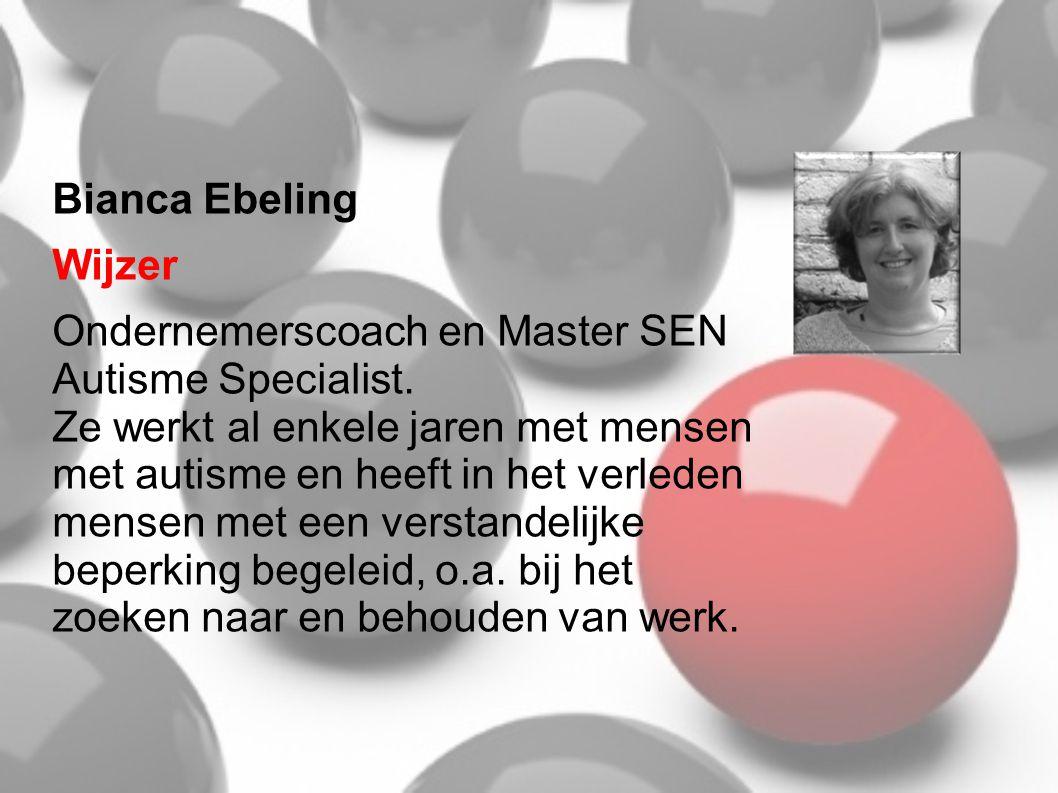Bianca Ebeling Wijzer.