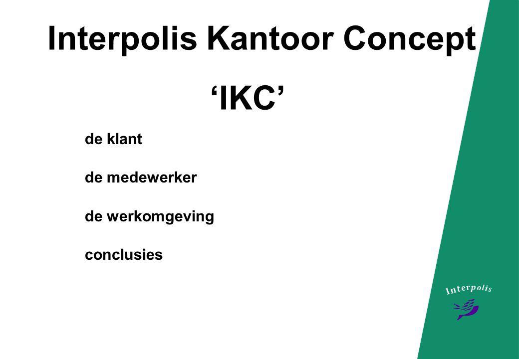 Interpolis Kantoor Concept 'IKC'