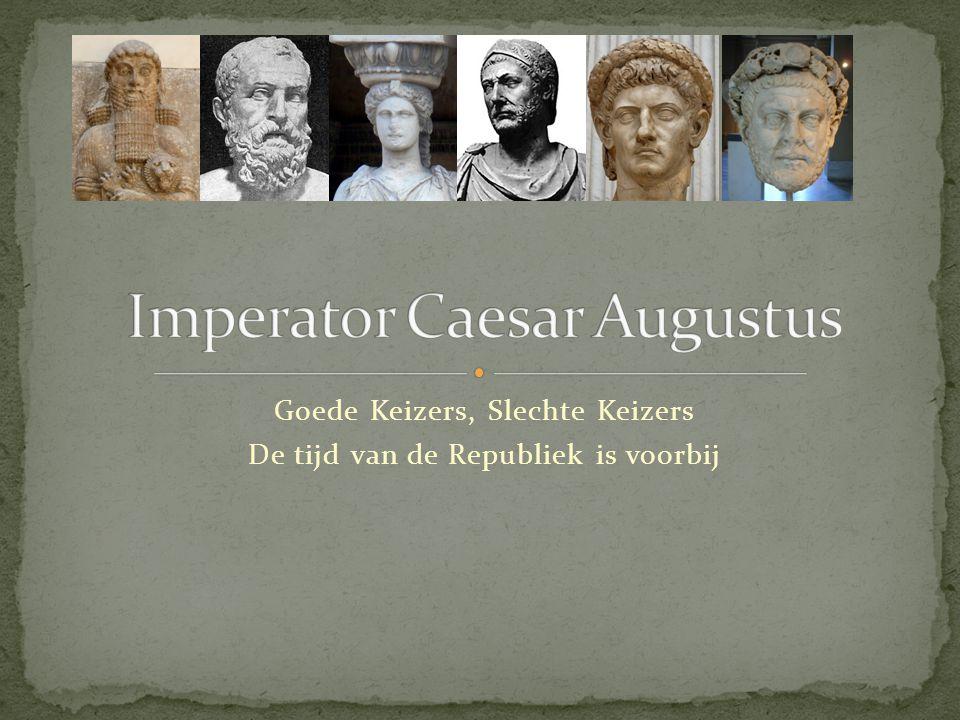 Imperator Caesar Augustus