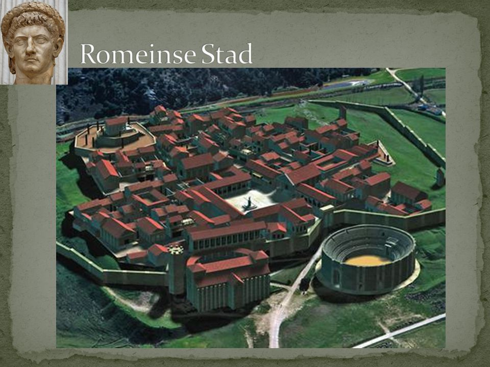 Romeinse Stad