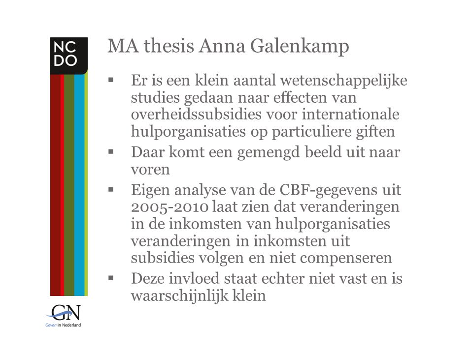 MA thesis Anna Galenkamp