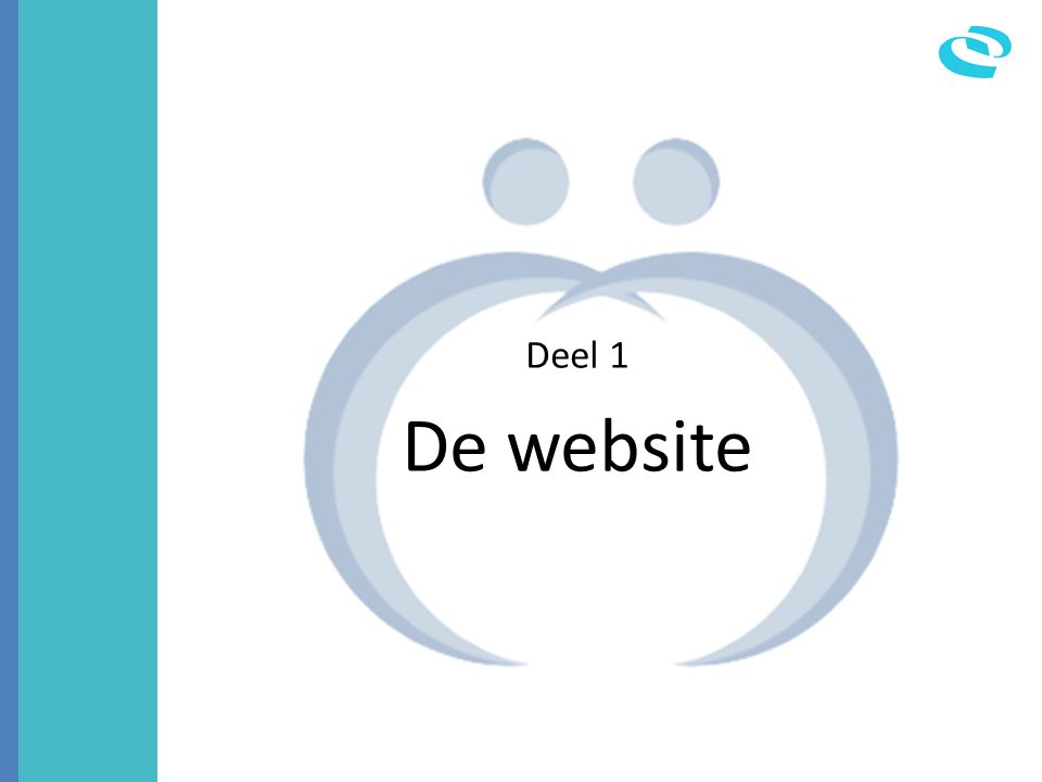 Deel 1 De website