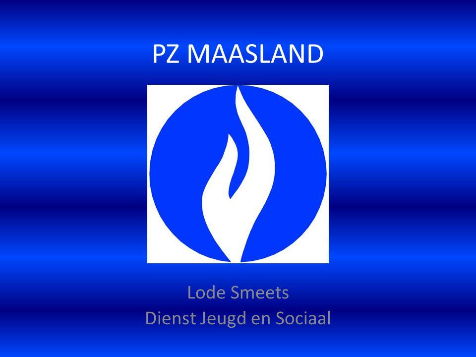 Lode Smeets Dienst Jeugd en Sociaal