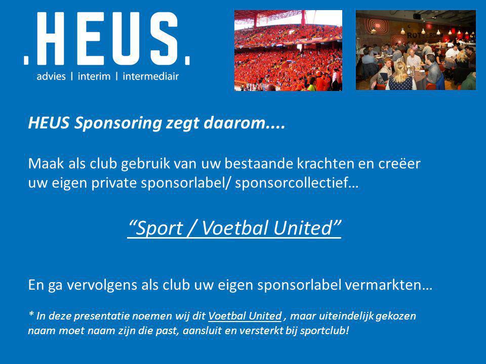 Sport / Voetbal United