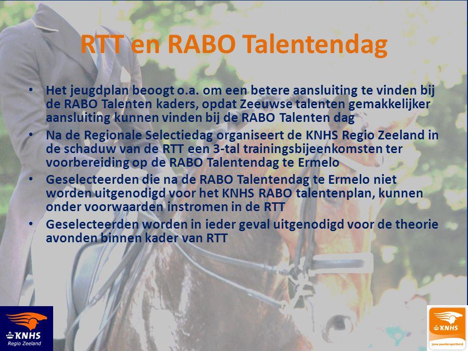 RTT en RABO Talentendag
