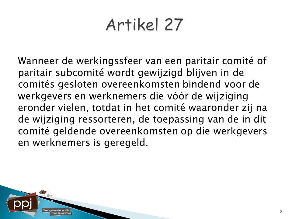 Artikel 27