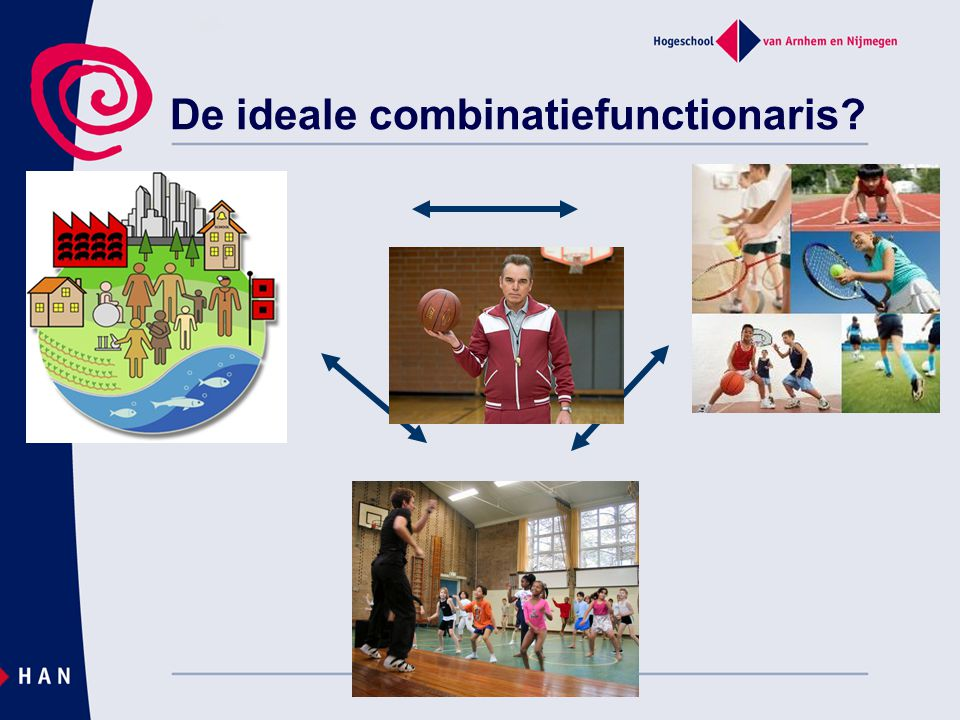 De ideale combinatiefunctionaris