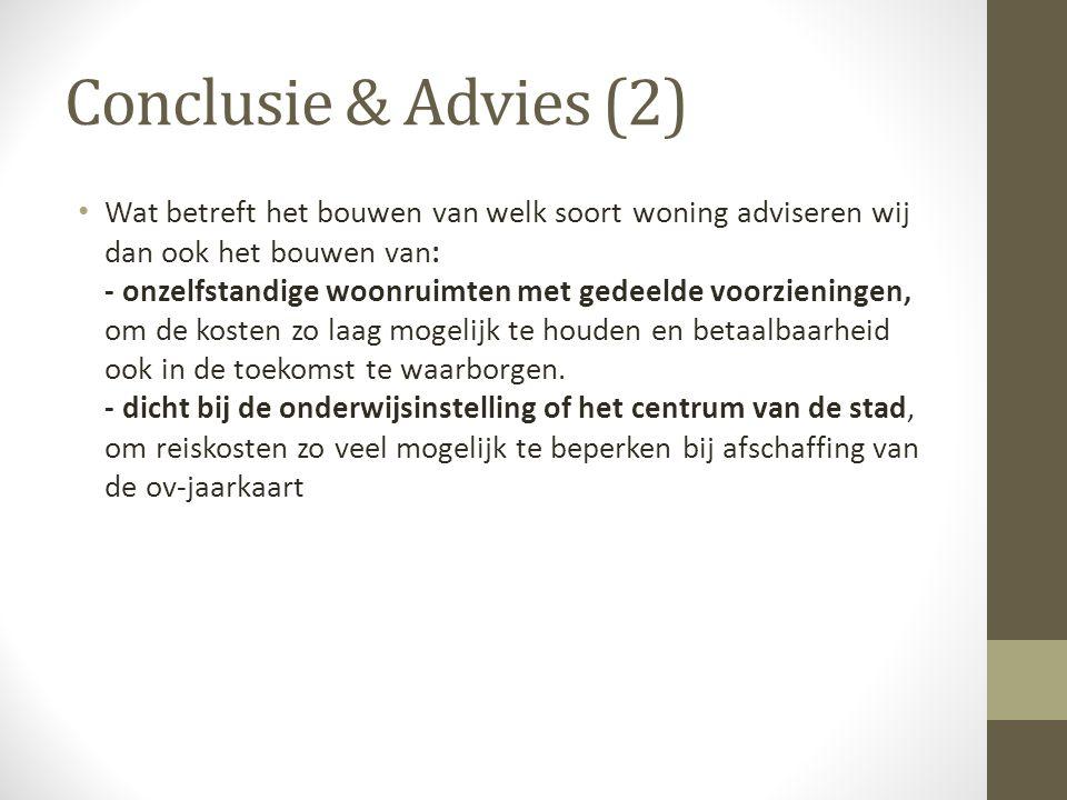 Conclusie & Advies (2)