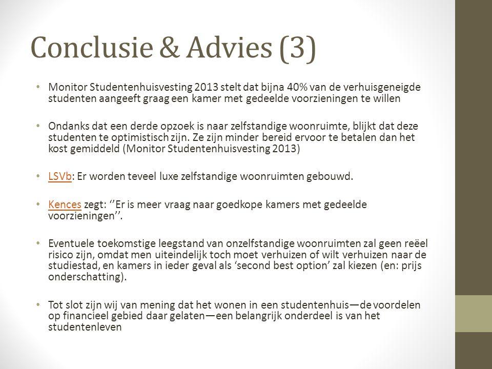 Conclusie & Advies (3)