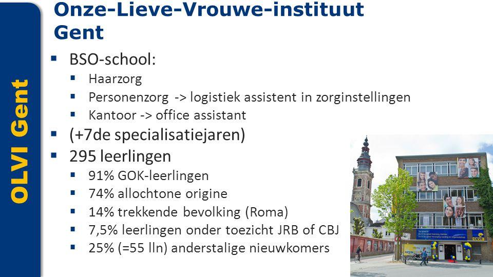 OLVI Gent Onze-Lieve-Vrouwe-instituut Gent BSO-school: