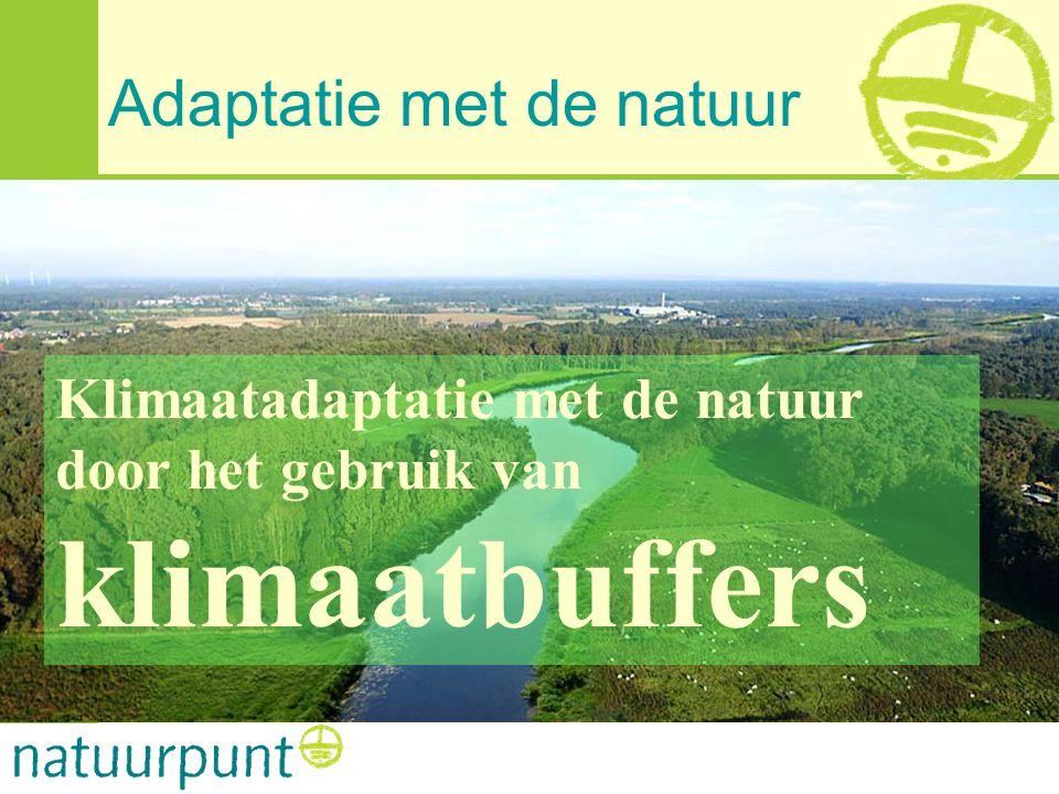 Adaptatie met de natuur