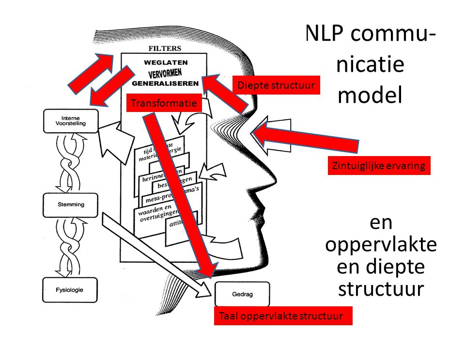 NLP commu-nicatie model