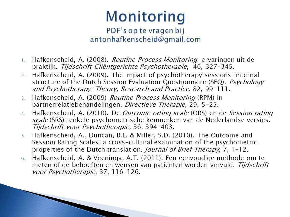 Monitoring PDF's op te vragen bij antonhafkenscheid@gmail.com
