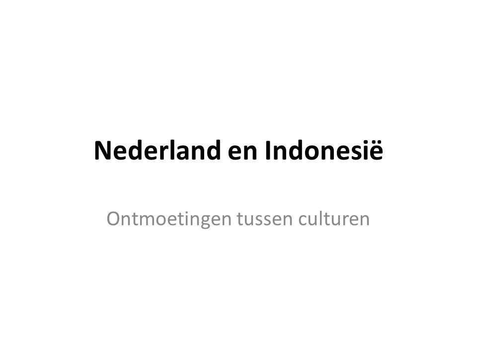 Nederland en Indonesië