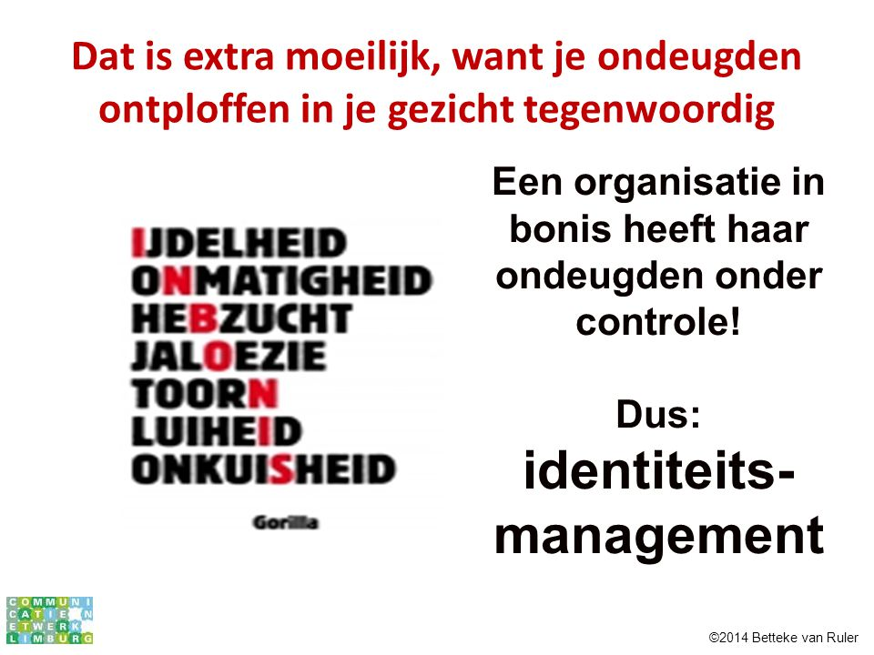 identiteits-management
