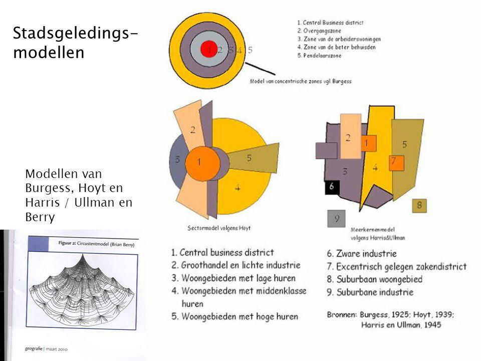 Stadsgeledings- modellen