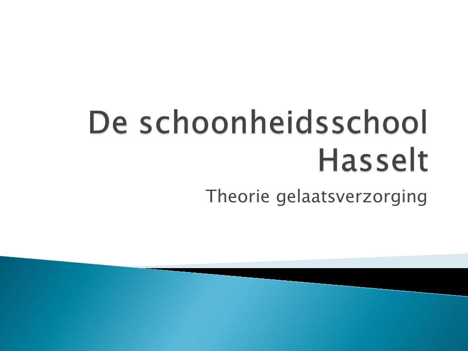De schoonheidsschool Hasselt