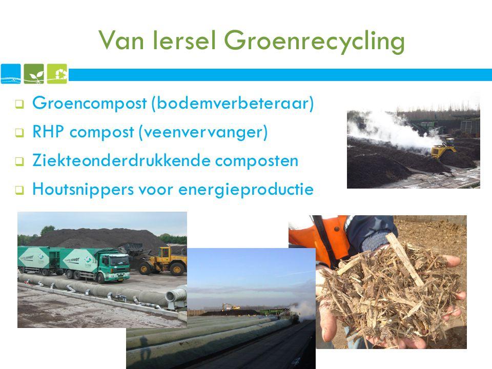 Van Iersel Groenrecycling